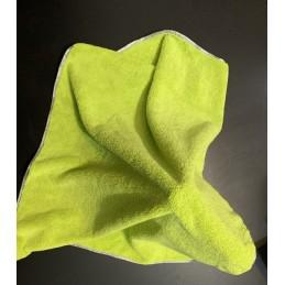 Panno asciugatura verde
