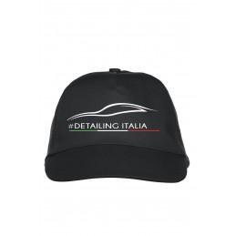 Cappellino nero Detailing...