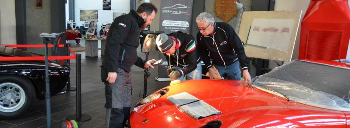 Detailing Auto e Moto Garage Interni ed Esterni